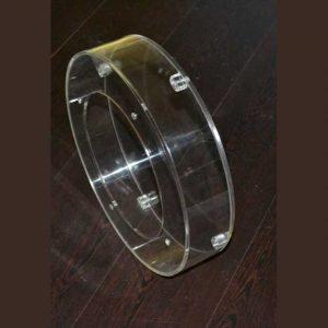 teca plexiglass protezione smontabile macchine utensili