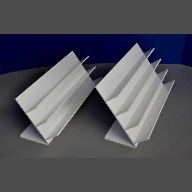 espositori porta occhiali plexiglass a scaletta componibili Grandvsion