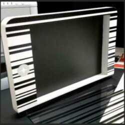 PVC Light travail de reproduction IPhone et impression pour présentoirs dans la niche le téléphone est recouvert par du plexiglas imprimé