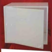 Cubi modulari plexiglass con anta armadietto appeso