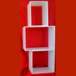 cubi modulare plexiglass componibili opal per 3 5 e 4 raccoglitori ufficio