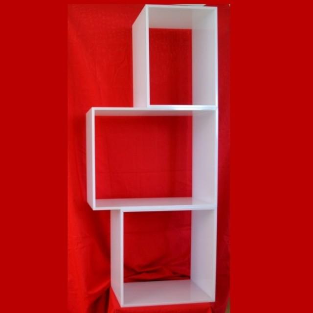 cubi modulari plexiglass componibili opal per 3 5 o raccoglitori ufficio