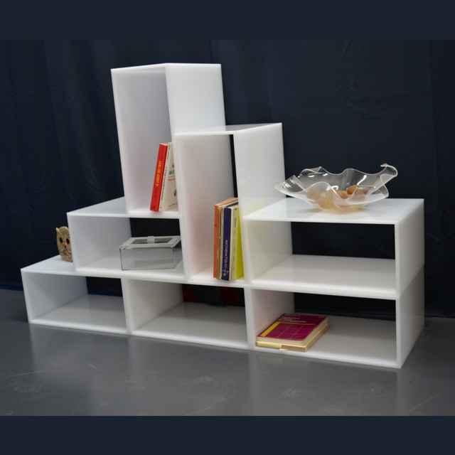 Cubi moduli arredo composizione