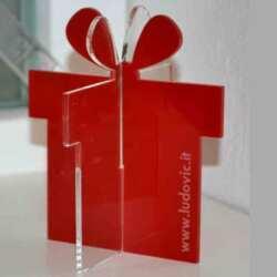 paquet cadeau 3D