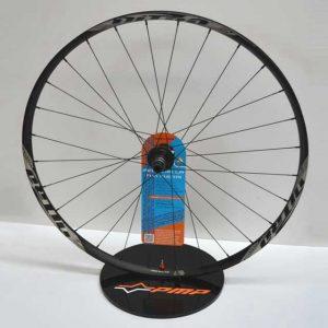 Espositore plexiglass nero per ruota Noxon Bike