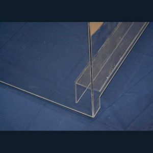 Teca carter policarbonato di protezione per macchine utensili