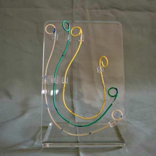 espositore plexiglass per attrezzatura elettronica 3