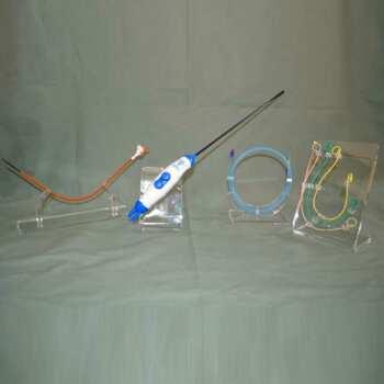 espositore plexiglass per attrezzatura elettronica 7