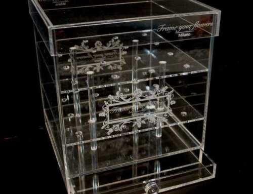 Choisir un présentoir en plexiglas